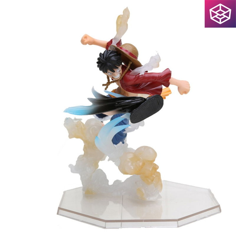 Monkey D. Luffy Figuarts ZERO 5th Model Brinquedos CN