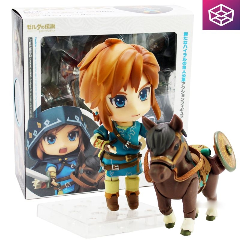 Nendoroid 733-DX Link: Breath of the Wild Ver CN