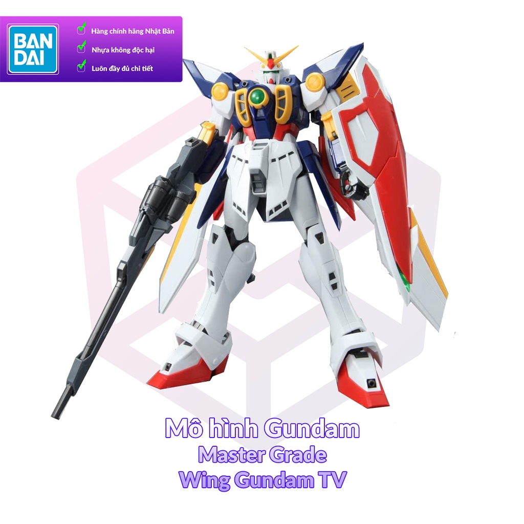 Bandai MG Wing Gundam TV Ver