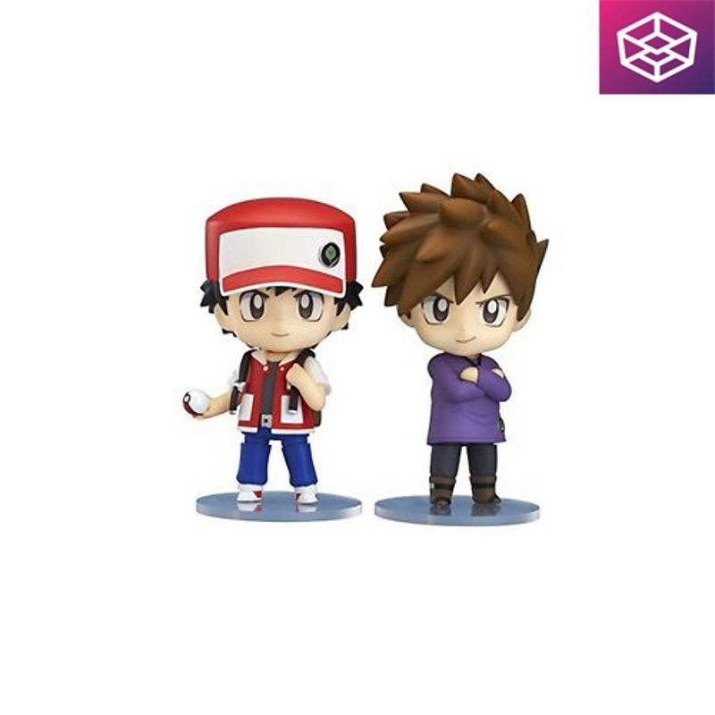 Nendoroid 612 Pokémon Trainer Red & Green CN
