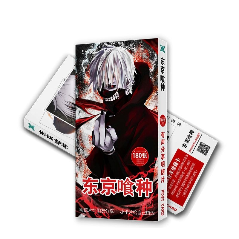 Postcard loại to - Tokyo Ghoul