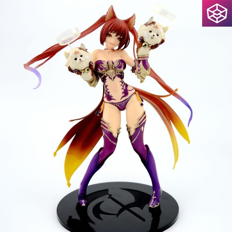 Mô hình figure 1/7 Shingeki no Bahamut - Cerberus [FIG]