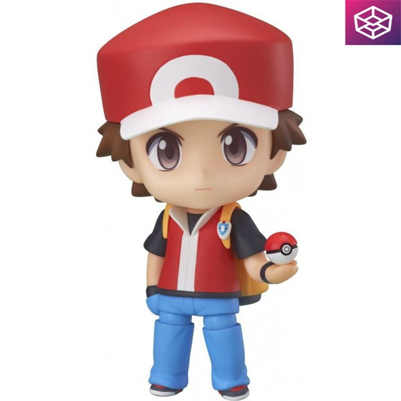 Nendoroid 425 Pokémon - Red CN