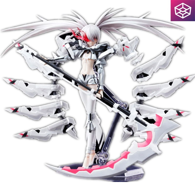 Figma SP-033 White Rock Shooter CN