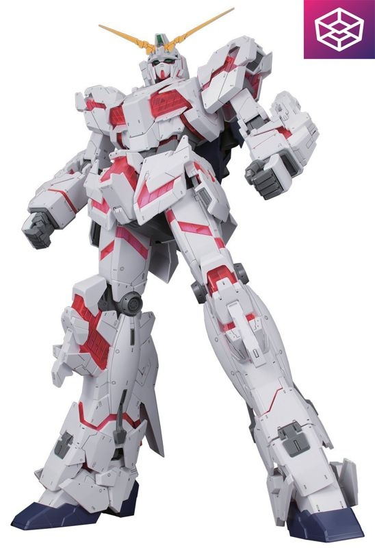 Bandai Mega Size Model Unicorn Gundam