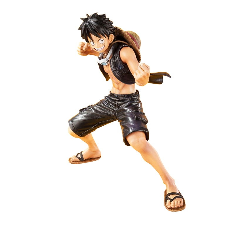 Zero Monkey D. Luffy -One Piece Film Gold Ver.-