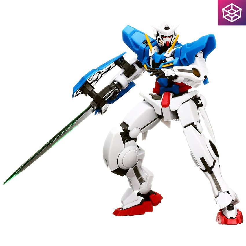 Bandai Robot Spirits Side MS Gundam Exia Repair II & III Parts