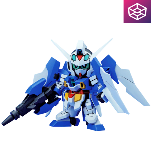 SD 371 Gundam AGE-2 (Normal, Double Bullet) CN