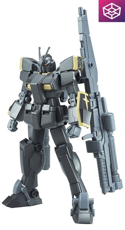 Bandai HGBF 061 Gundam Lightning Black Warrior