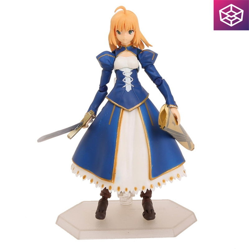 Figma EX-025 Fate/Stay night - Saber Dress ver CN