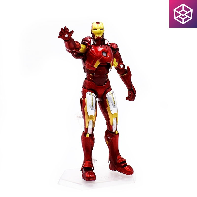 figma 217 Iron Man Mark VII CN