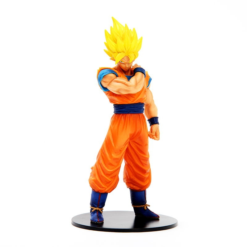 Mô hình Figure Banpresto Dragon Ball Z Resolution of Soldiers vol.1 Son Goku [FIG]