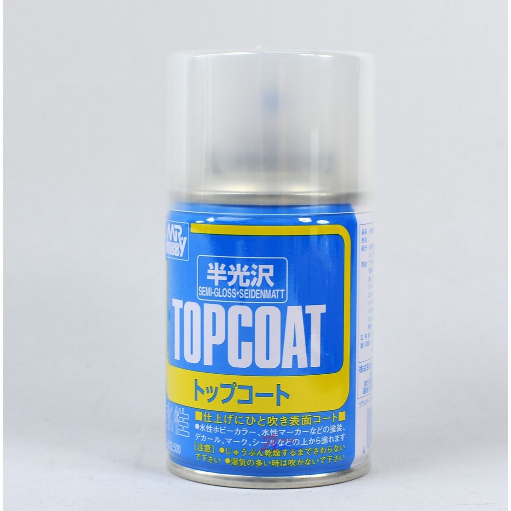 Top Coat 503 Flat (Matt)
