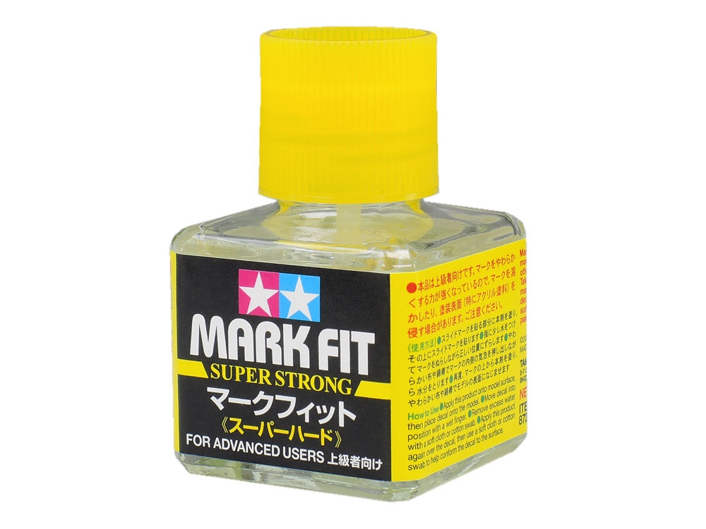 Tamiya Mark Fit (Super Strong) [87205] [TAM] [PGN16]