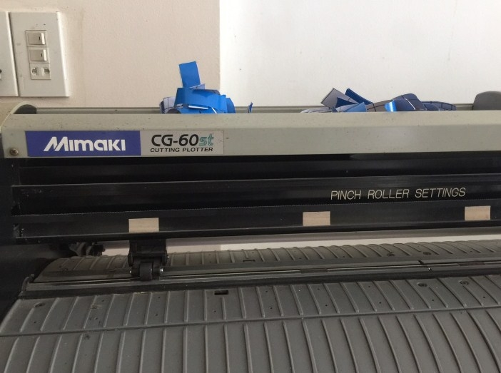 Cáp Điều Khiển Máy Cắt Chữ Cutting Plotter Decal Mimaki CG-60ST Cable RSC-32-05 DOS/V Serial RS232 DB9 Female to DB25 Male Black Length 5M
