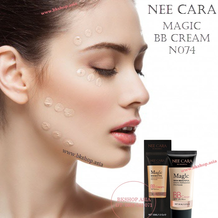 Kem Nền Nee Cara Magic BB Cream N047