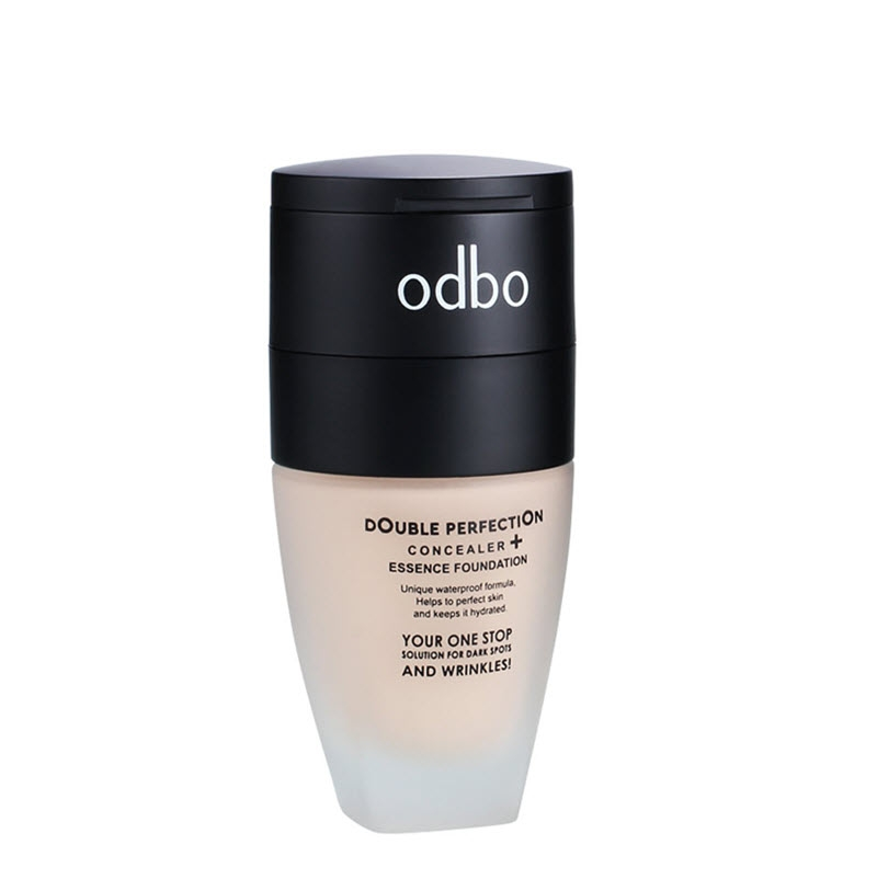[Kem Nền & Che Khuyết Điểm] Odbo Double Perfection OD418