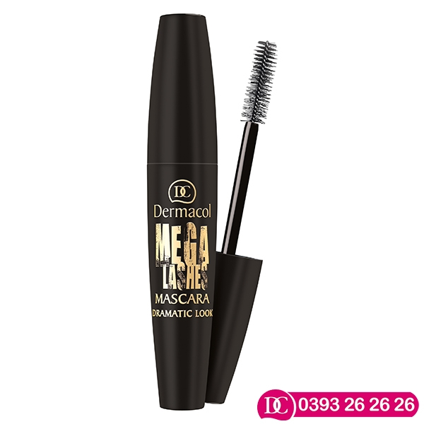 Chuốt mi Mega Lashes Dramatic Look Mascara – black (MS4)