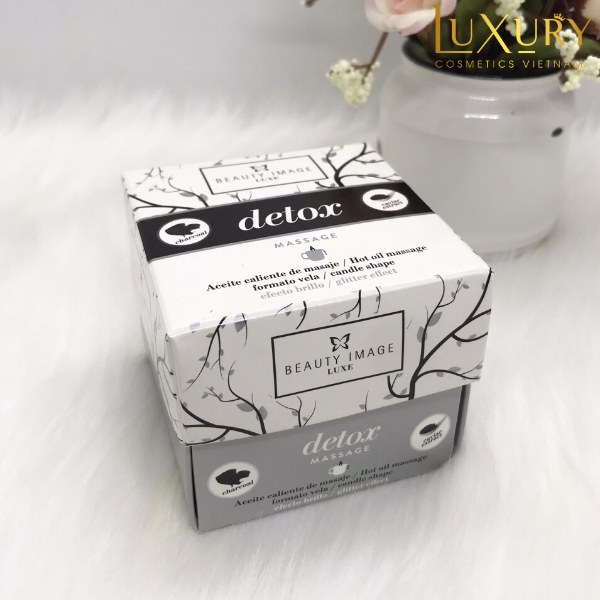 Nến massage detox Beauty Image Caviar