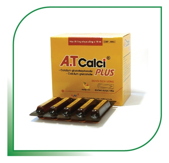 A.T CALCI PLUS
