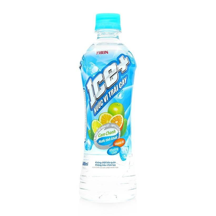 Ice + Cam Chanh 500ml