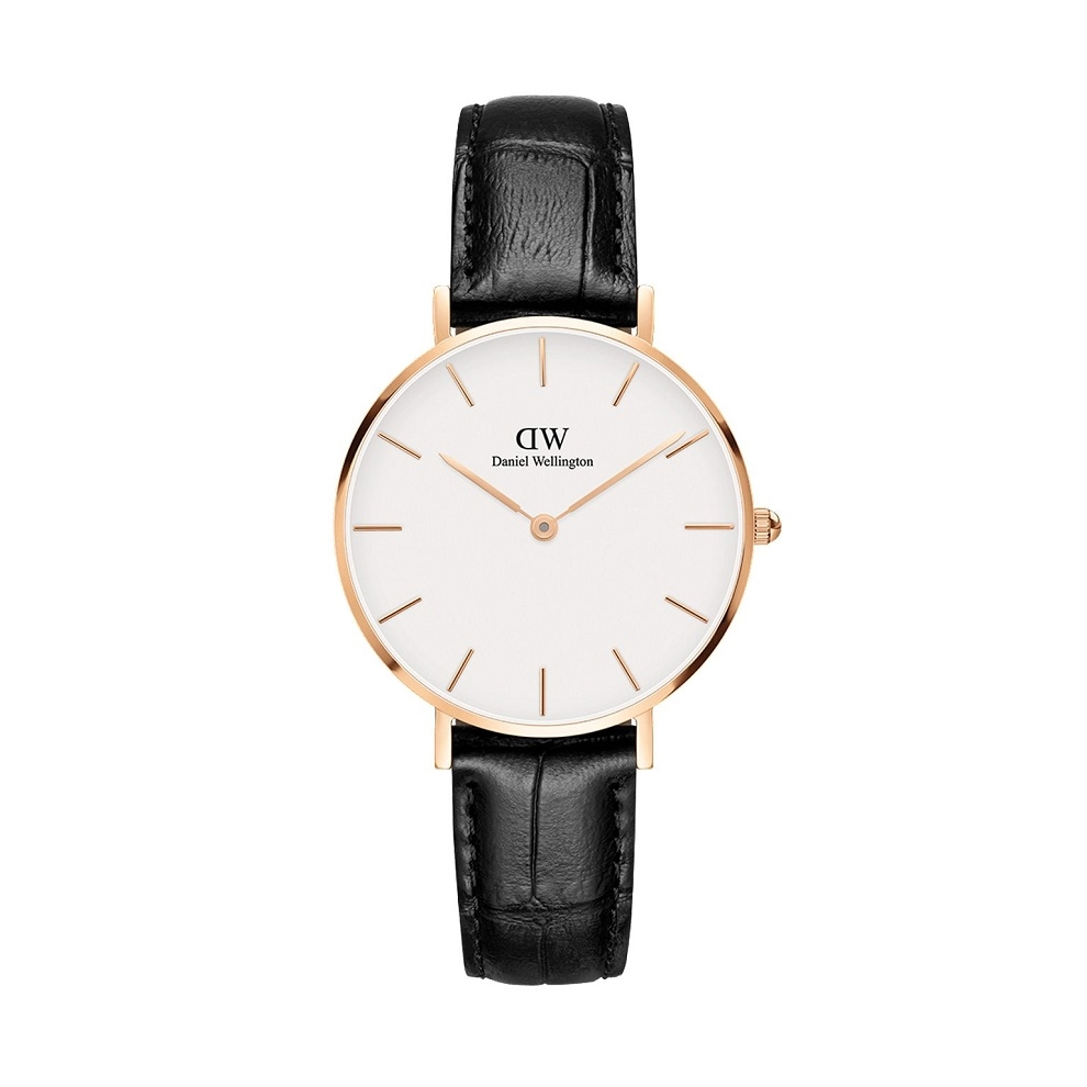 Đồng Hồ Nữ DW Classic Petite Reading Rose Gold