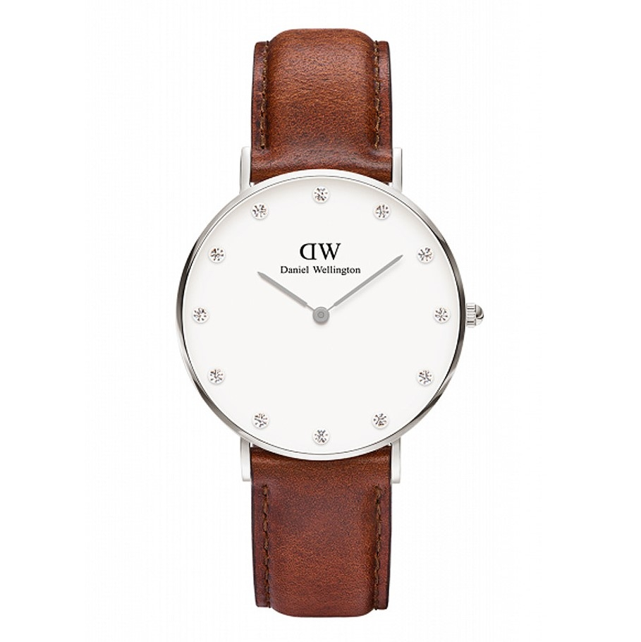 Đồng Hồ DW Nữ Classy ST Mawes Silver 34mm 26mm