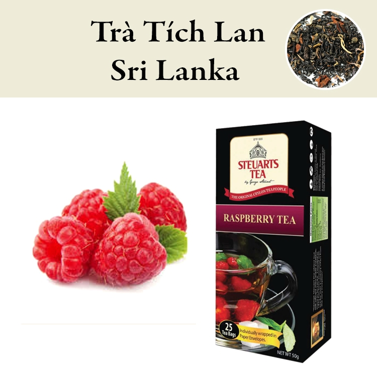 Trà Organic - Raspberry Tea