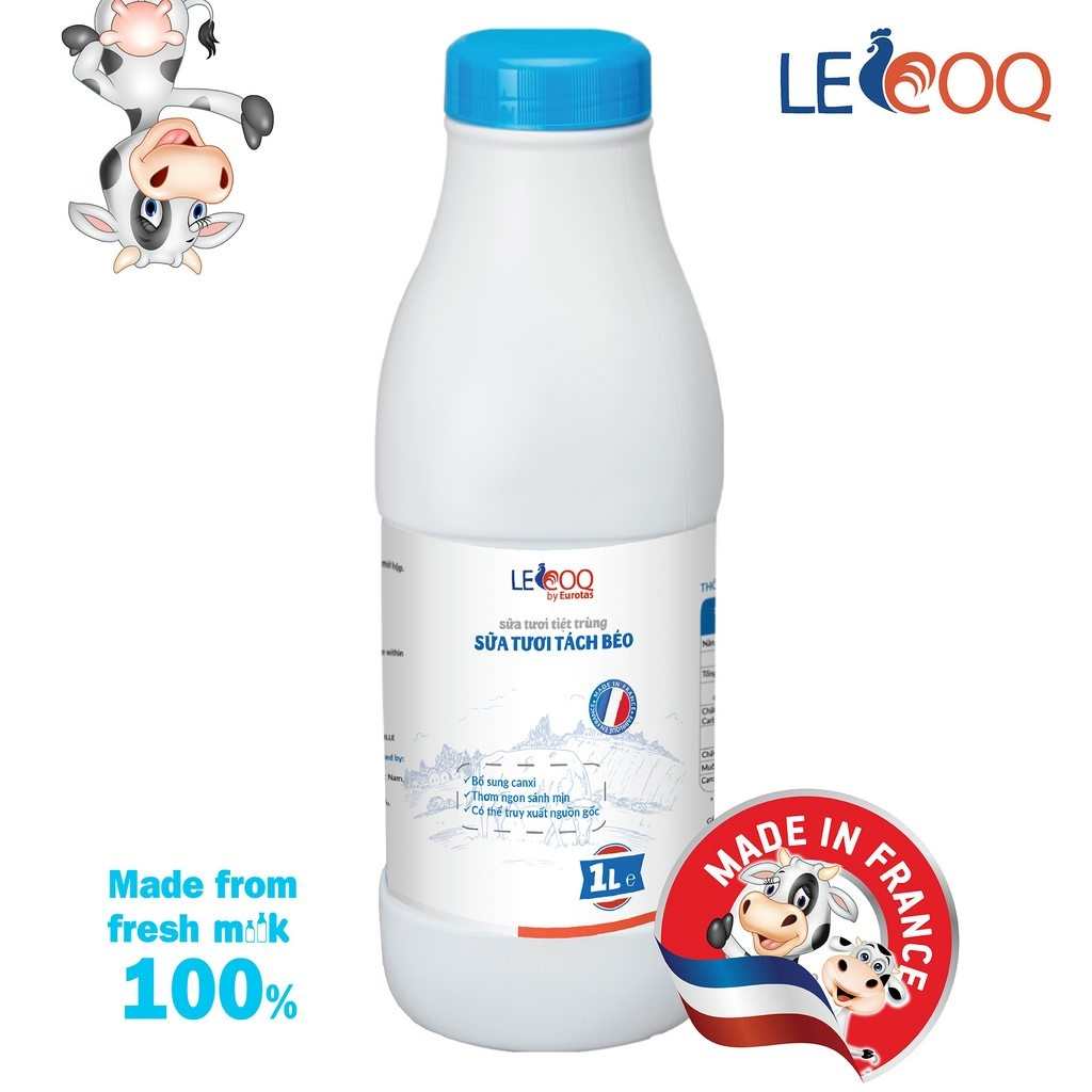 SEMI SKIMMED MILK UHT STERILIZED 1L