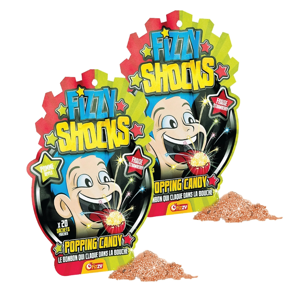 FIZZY SHOCKS