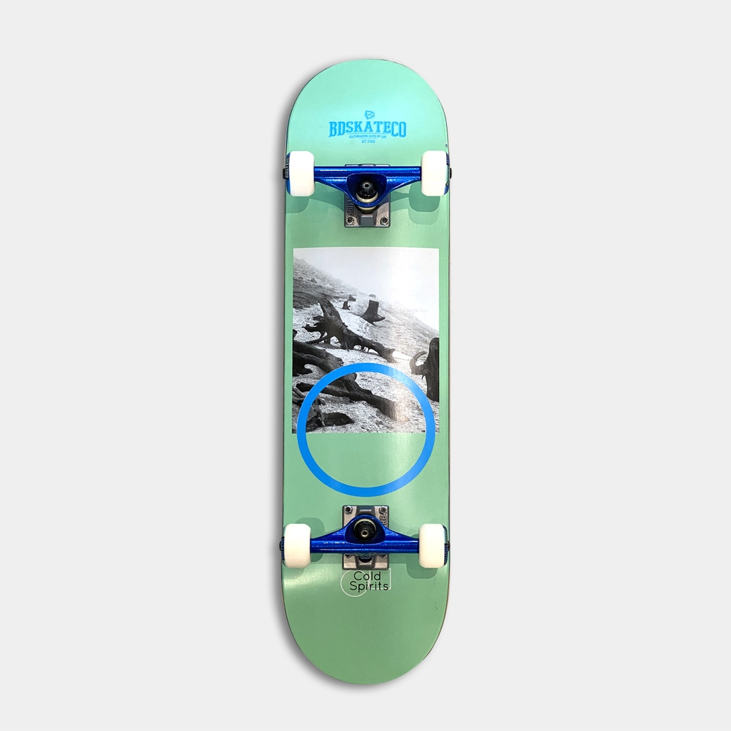 BDSKATECO FOG MODEL 7.8 CUSTOM COMPLETE