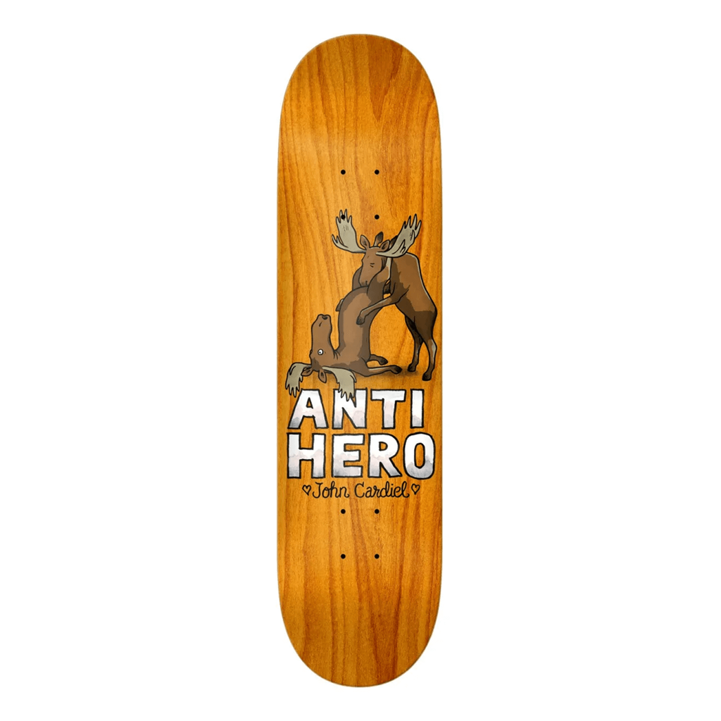 ANTI-HERO CARDIEL LOVERS II DECK 8.25