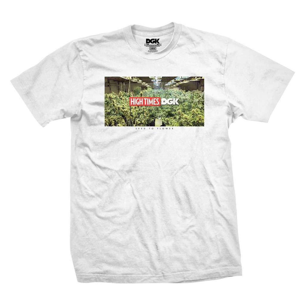 DGK X HIGHTIMES GROWROOM WHITE