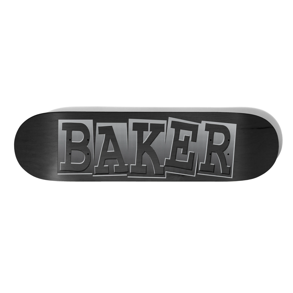 BAKER ROWAN RIBBON NAME BLK 8.0