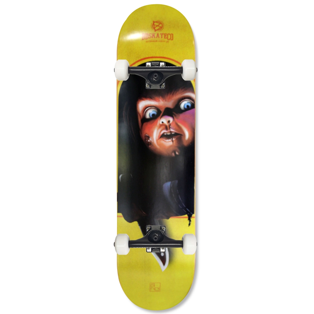 BDSKATECO CHILDSPLAY CUSTOM COMPLETE 8.0