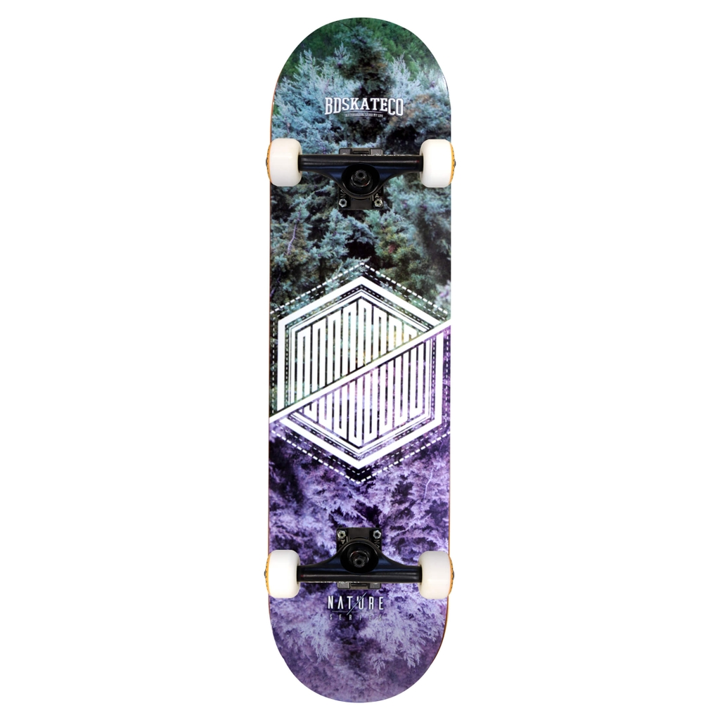 BDSKATECO NATURE TREES CUSTOM COMPLETE 8.0