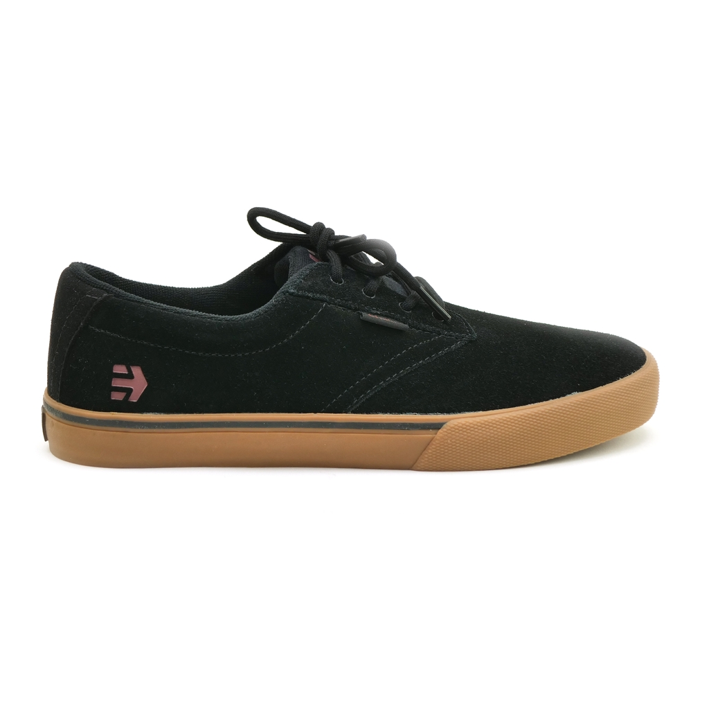 JAMESON VULC - BLACK / TAN / RED