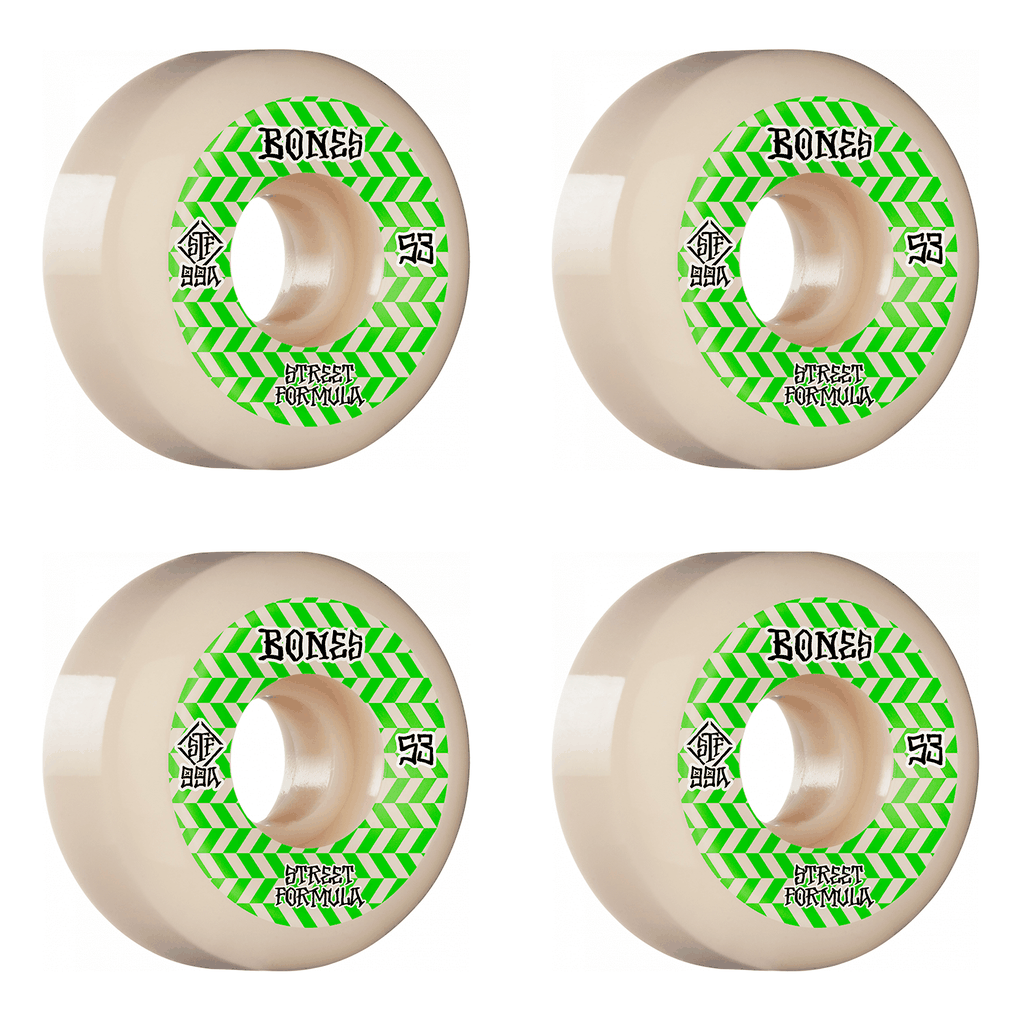 BONES STF PATTERNS V5 53MM 99A WHEELS
