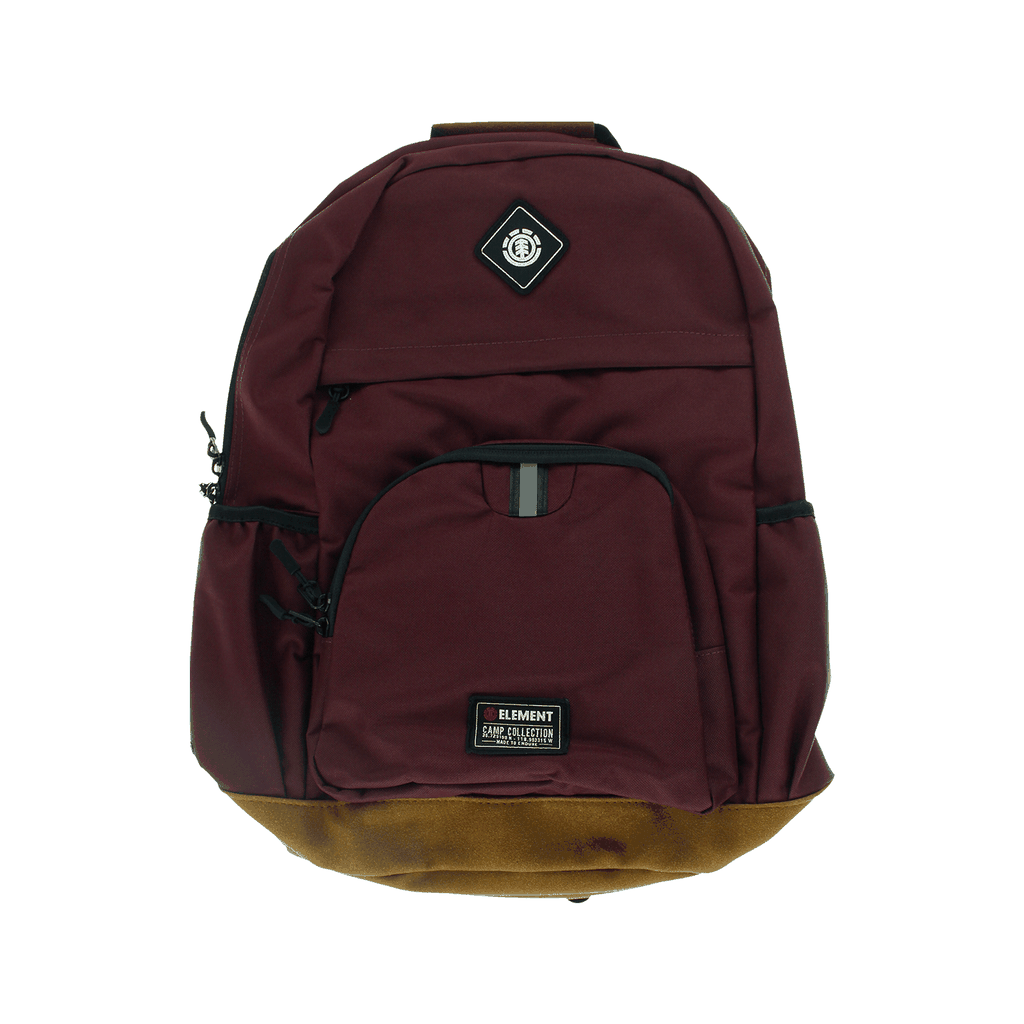 ELEMENT REGENT BACKPACK NAPPA RED