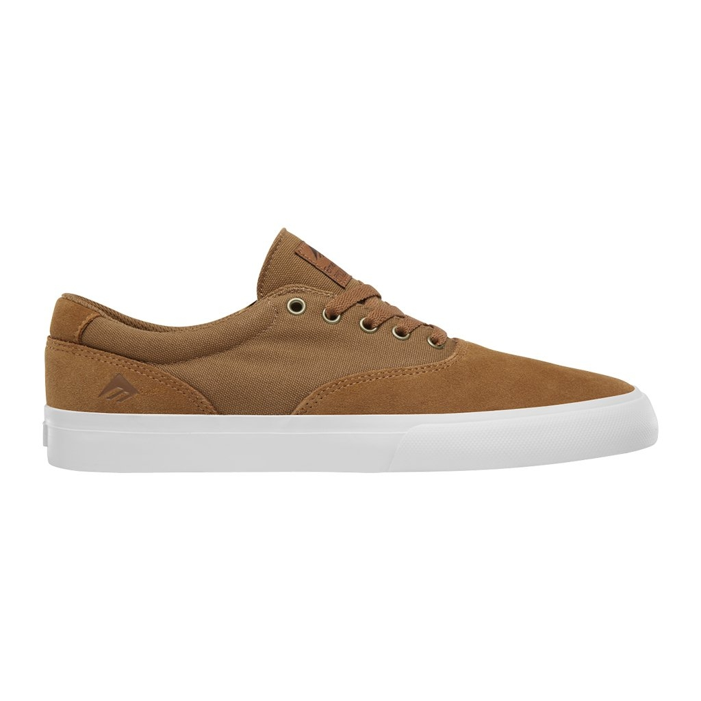 EMERICA PROVOST SLIM VULC - TAN / BROWN / WHITE