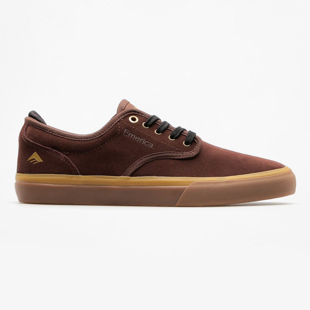 EMERICA WINO G6 - BROWN / BROWN / GUM