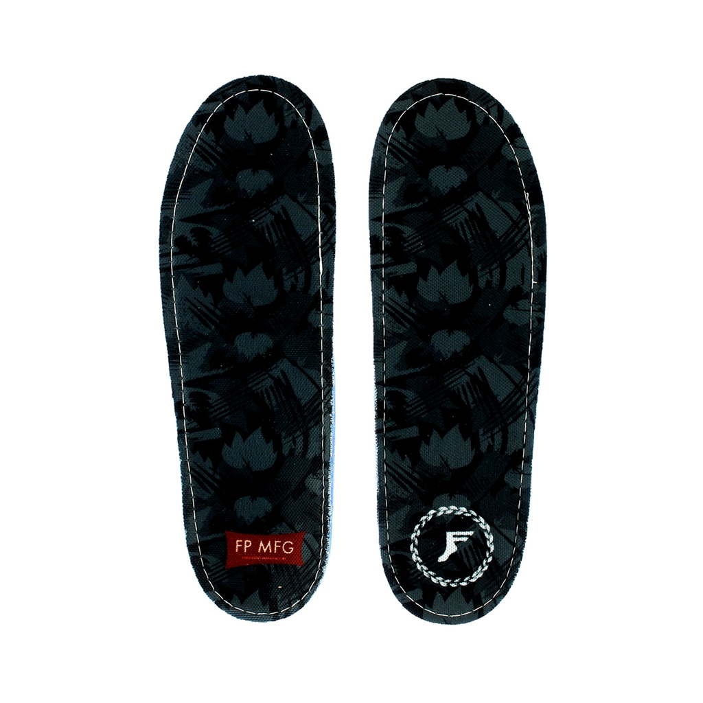 FOOTPRINT GAMECHANGERS FP LOGO CAMO INSOLE - 9/9.5
