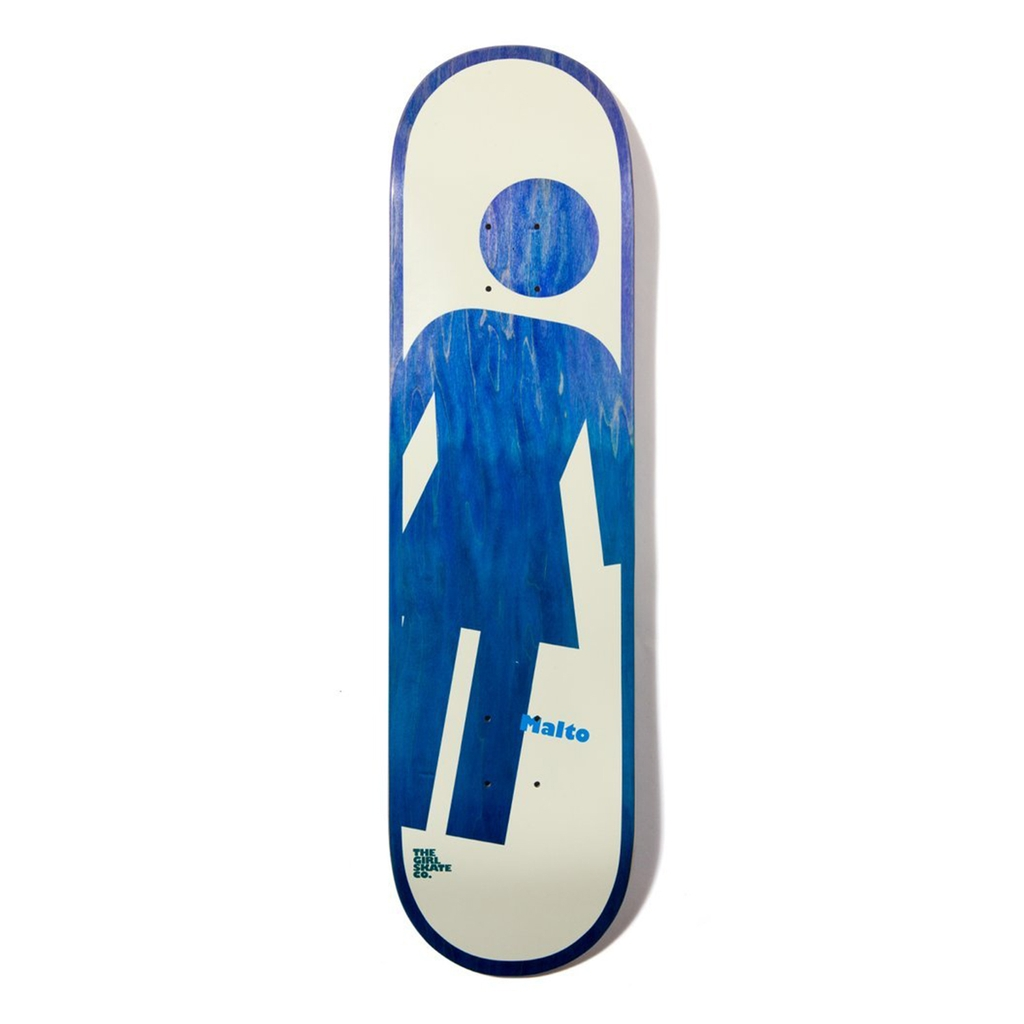 GIRL MALTO TILT-A-GIRL DECK 8.25