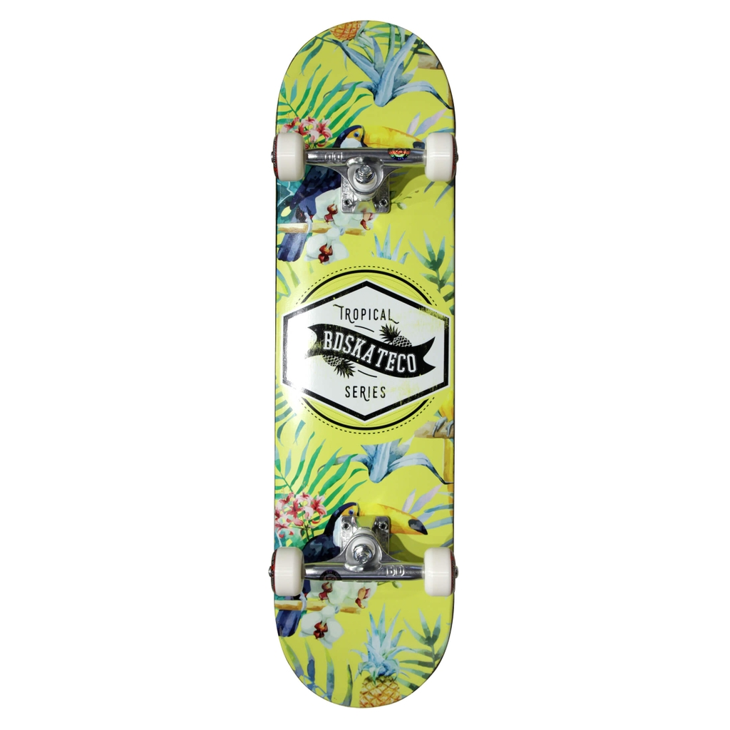 BDSKATECO COMPLETE : TROPICAL TOUCAN 8.0