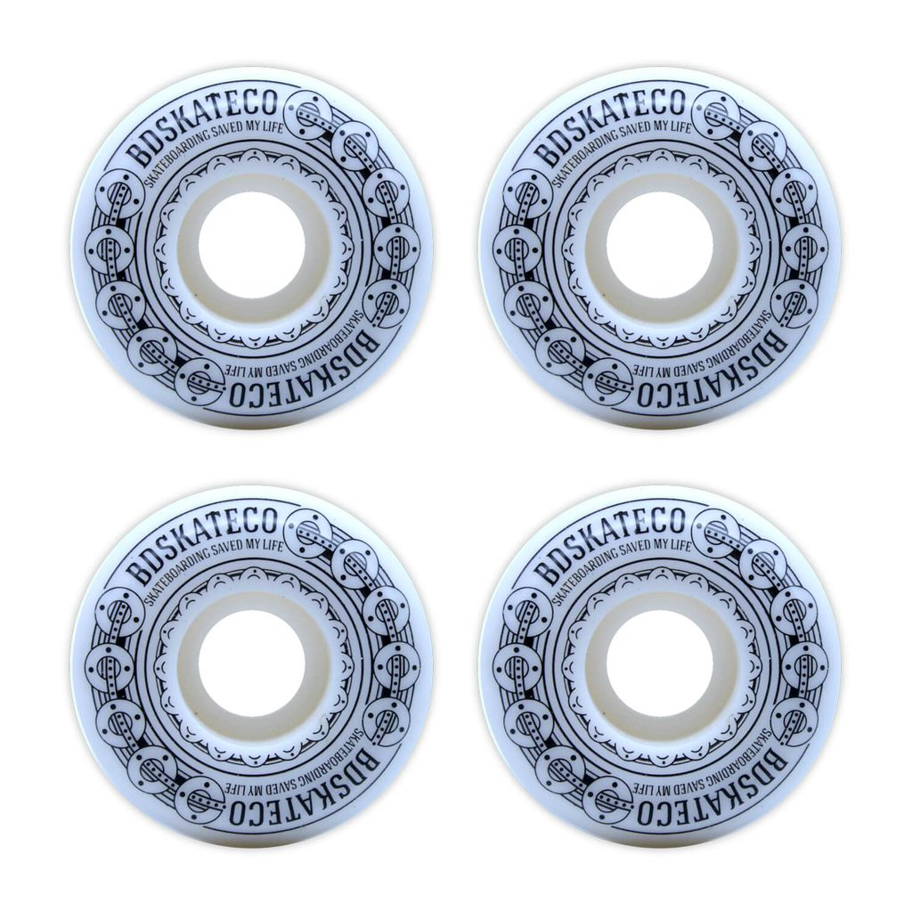 BDSKATECO COSMOS 101A WHEELS 52MM