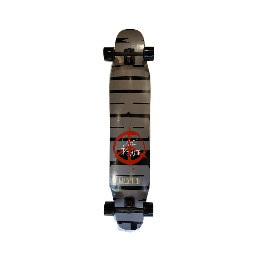 MKLONG #08 LONGBOARDS COMPLETE 46.5x9.5inch