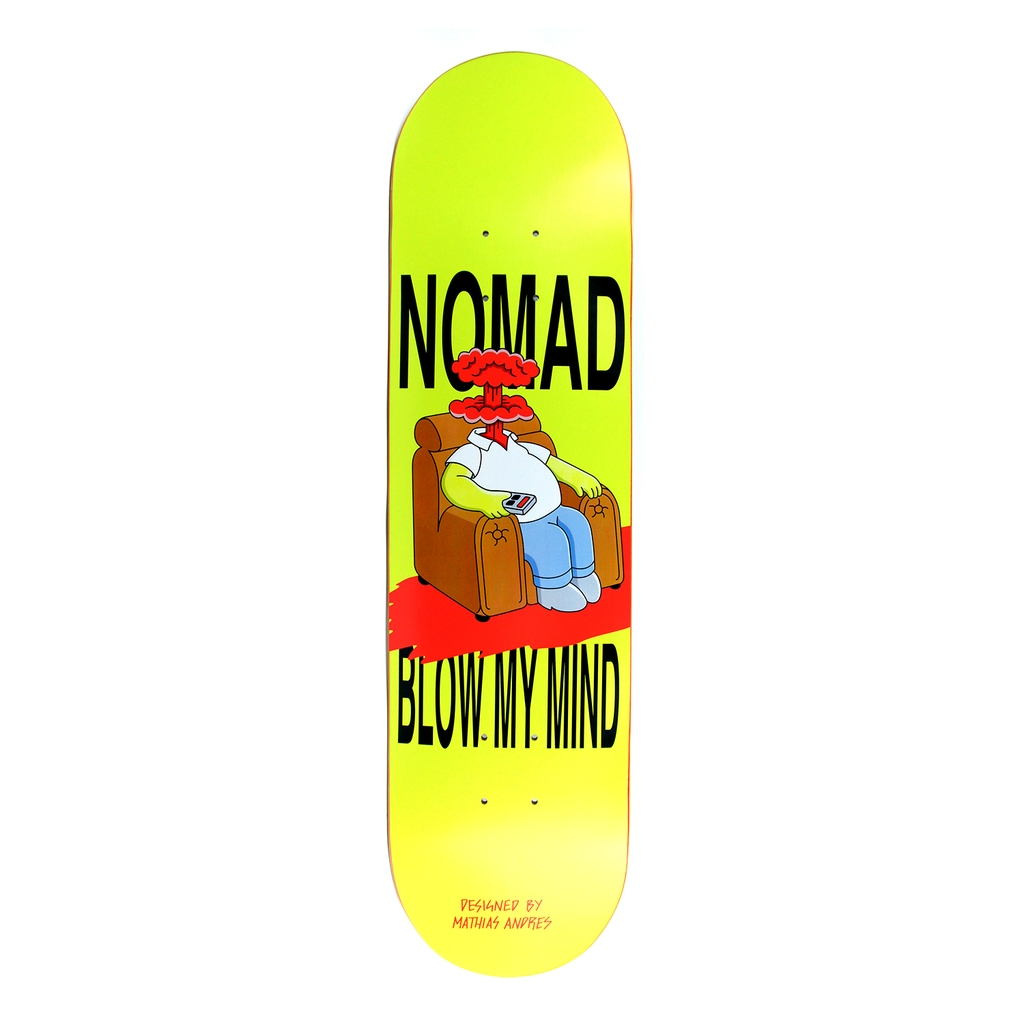 NOMAD BLOW MY MIND DECK 8.0