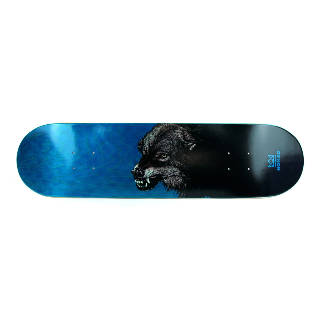 NOMAD THE WOLF BLUE DECK