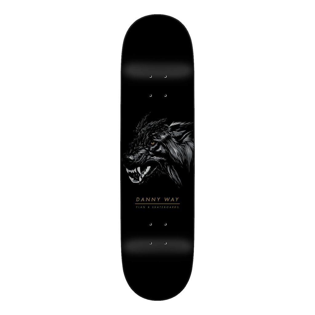 PLAN B WAY HOWLING DECK - 8.25