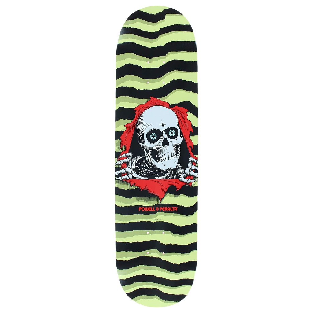 POWELL PERALTA RIPPER PASTEL YELLOW PP DECK 8.75